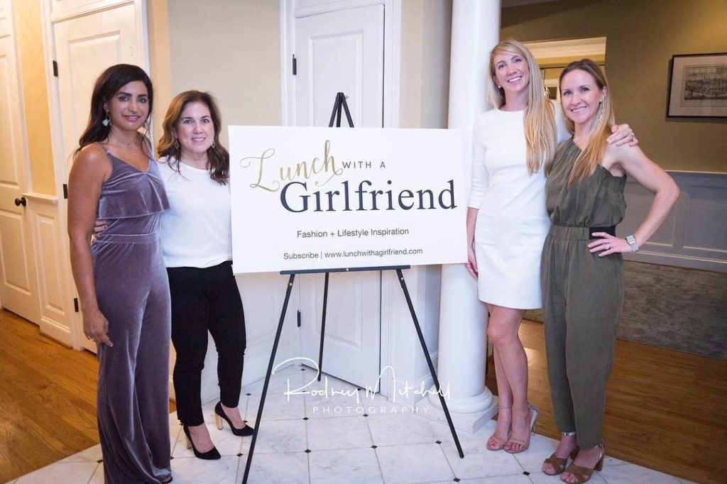 Girlfriends Who Lunch Throw The Best Launch Parties
