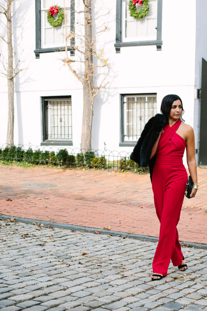 Red, The Color Of The Season