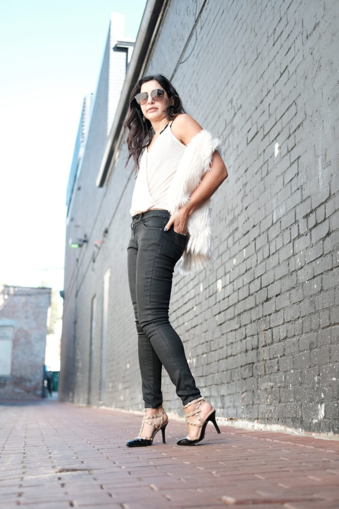 Luxe Look For Less: Rock Stud Heels