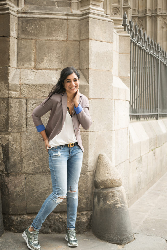 2 Ways To Wear The Blazer Trend This Fall