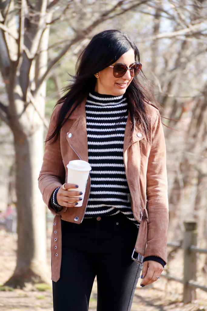 How To Wear Brown + Black Together